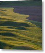 Steptoe Butte 12 Metal Print