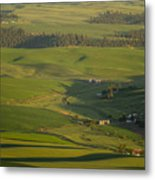 Steptoe Butte 3a Metal Print