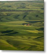 Steptoe Butte 5 Metal Print