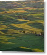 Steptoe Butte 9 Metal Print