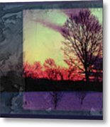 Stetson Overlook Metal Print