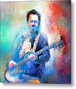 Steve Lukather 01 Metal Print