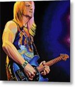 Steve Morse Painting Metal Print
