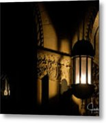 Stewert Lights Metal Print
