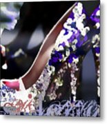 Stiletto Metal Print