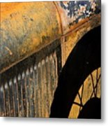 Still Here Metal Print