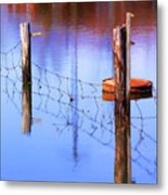 Still In Time Metal Print