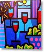 Still Life At Window  Metal Print