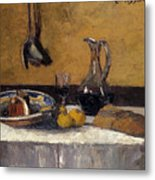 Still Life Nature Morte Metal Print