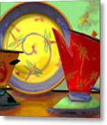 Still Life One Metal Print