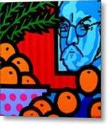 Still Life With Henri Matisse Metal Print