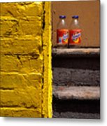 Still Life With Snapple Metal Print