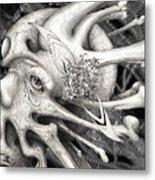 Stippledreamer Metal Print