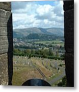Stirling Canon Metal Print