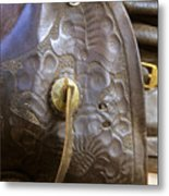 Stirrup And Boot Metal Print