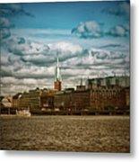 Stockholm Ix Metal Print