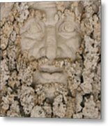 Stone 10 Metal Print
