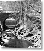 Stone-bridge Metal Print