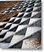 Stone Carpet Metal Print