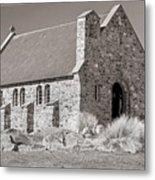 Stone Church Metal Print