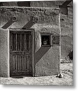 Stones And Trunk Metal Print