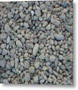Stones Texture Metal Print
