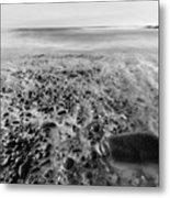 Stony Beach Metal Print