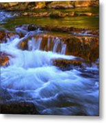 Stony Creek Jefferson National Forest Metal Print