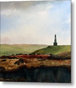 Stoodley Pike Metal Print