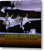 Stoofdriver Cover Metal Print