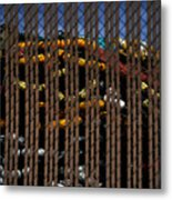 Stored For Now Metal Print