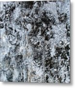 Stories In Ice And Snow  Metal Print
