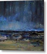 Storm At Sea IIi Metal Print