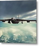 Storm Cell Metal Print