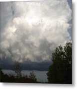 Storm Cloud 2 Metal Print