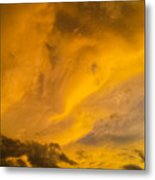 Storm Clouds 3 Metal Print