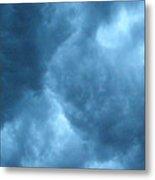 Storm Clouds Metal Print