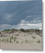 Storm Dune Metal Print