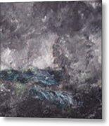 Storm In The Skerries. The Flying Dutchman Metal Print