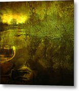 Storm On Lake Washington Metal Print