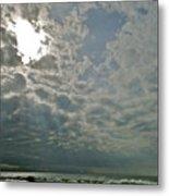 Stormy Afternoon Metal Print