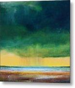 Stormy Seas Metal Print by Toni Grote