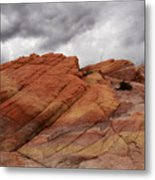 Stormy Weather 4 Metal Print