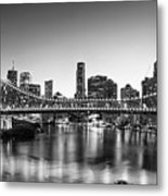 Story Bridge Brisbane Metal Print