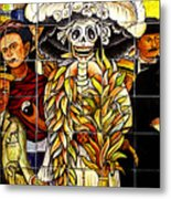 Story Of Mexico 7 Metal Print