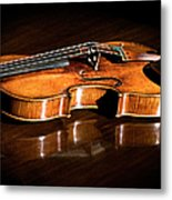 Stradivarius In Sunlight Metal Print
