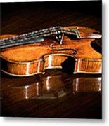 Stradivarius In Sunlight Metal Print
