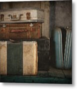 Stranded Metal Print by Amy Weiss