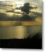 Strandhill Co Sligo Ireland Metal Print