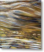 Stream Of Consciousness Metal Print